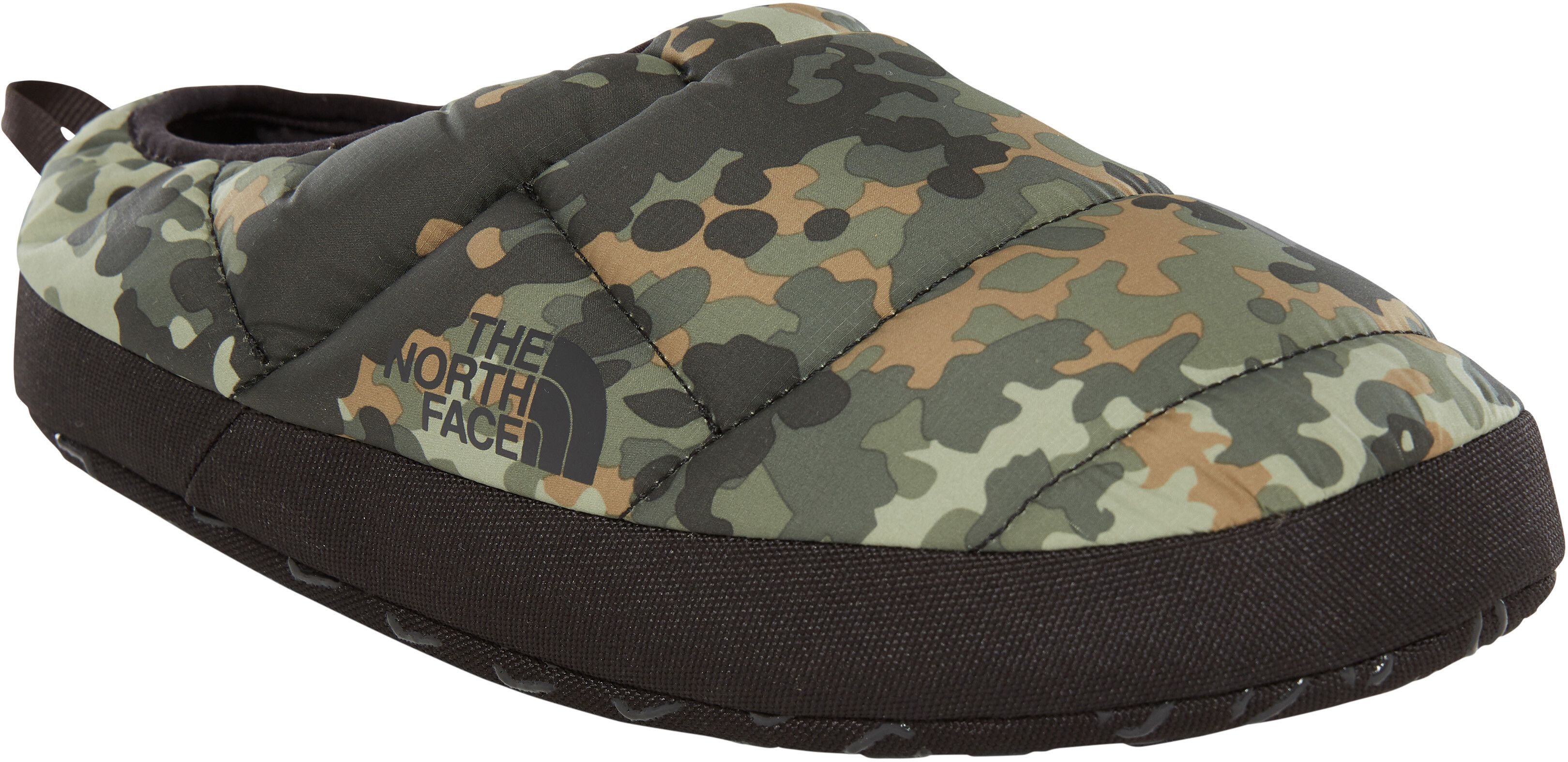 ae53f093302d The North Face NSE Tent Mule III Slippers Men black olive at ...